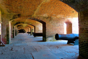Fort Taylor Gun Battery
