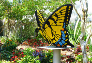 Butterfly – made of Legos