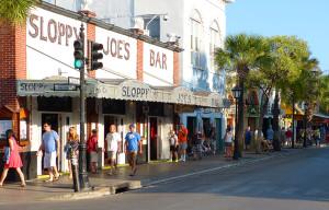 Sloppy Joe's Bar - Duval Street - Key West