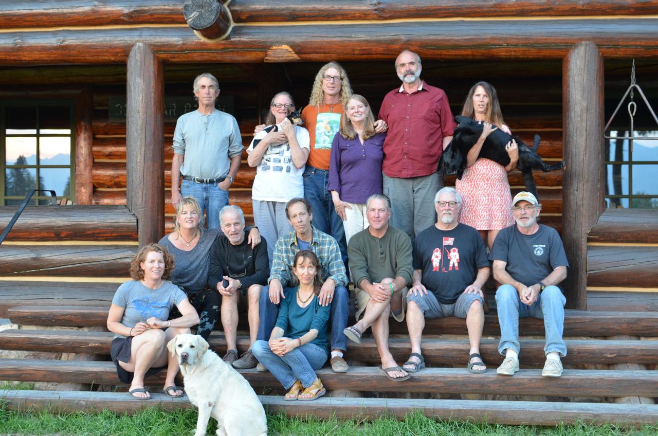 Group Shot at the 33 Bar Ranch