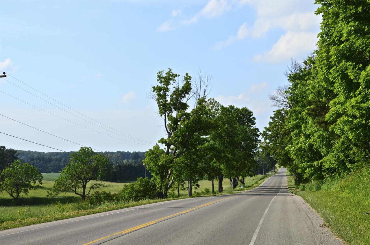 County highway 633 Leelanau County, MI